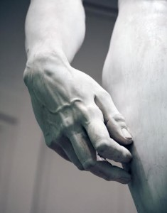 David Hand Detail